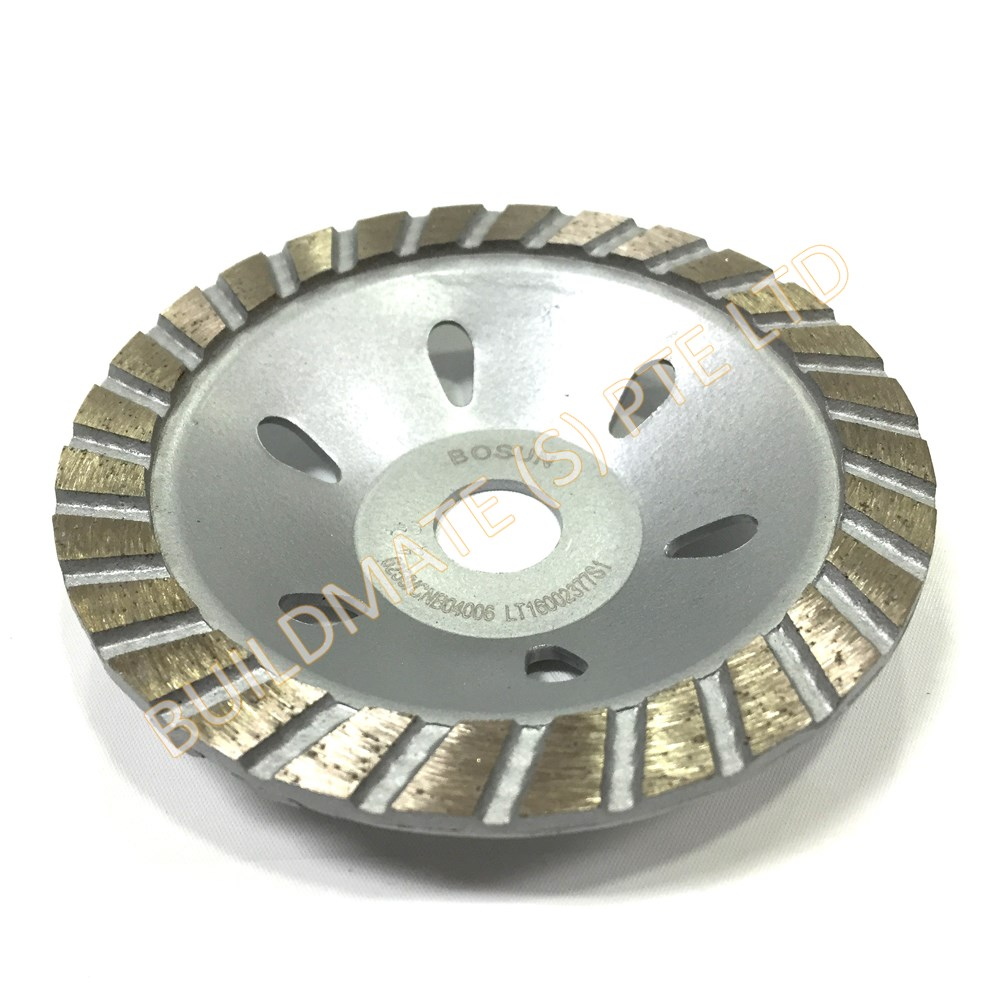 Diamond Cup Wheel Building Materials Renovation
