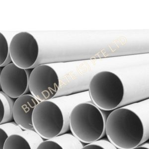 Construction Materials - Pipes & Fittings | Buildmate Pte Ltd