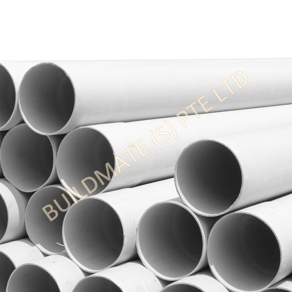 White Upvc Pipe Building Materials Renovation