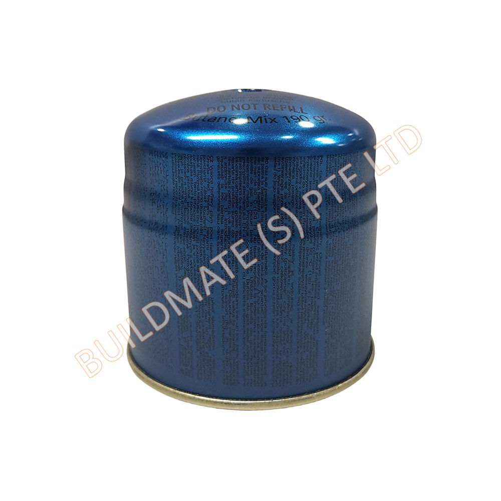 Campingaz 206 GLS Piercable Gas Cartridge for Camping Stoves Resealable Canister