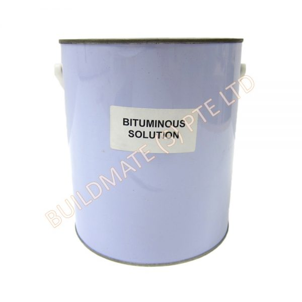 Bitumen Black Paint - Building Materials -Renovation/Construction
